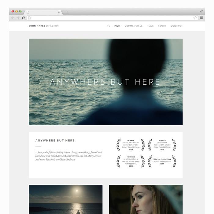 John Hayes Film